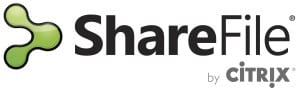 Sharefile Logo for virtual legal secretary