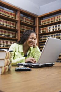 hardworking legal assistant for online transcription services