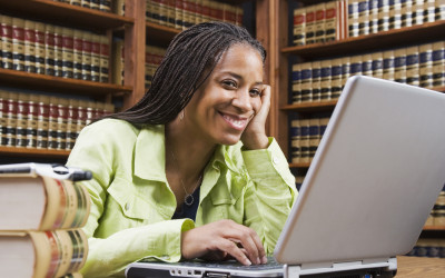 Hardworking legal assistant from E-typist online transcription services