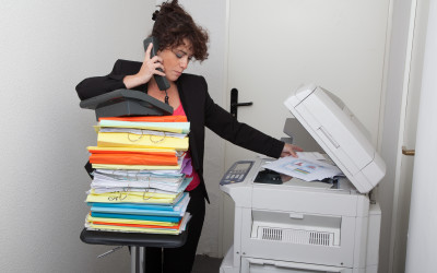 Too many copies? Hire a virtual assistant from E-typist for virtual legal transcription