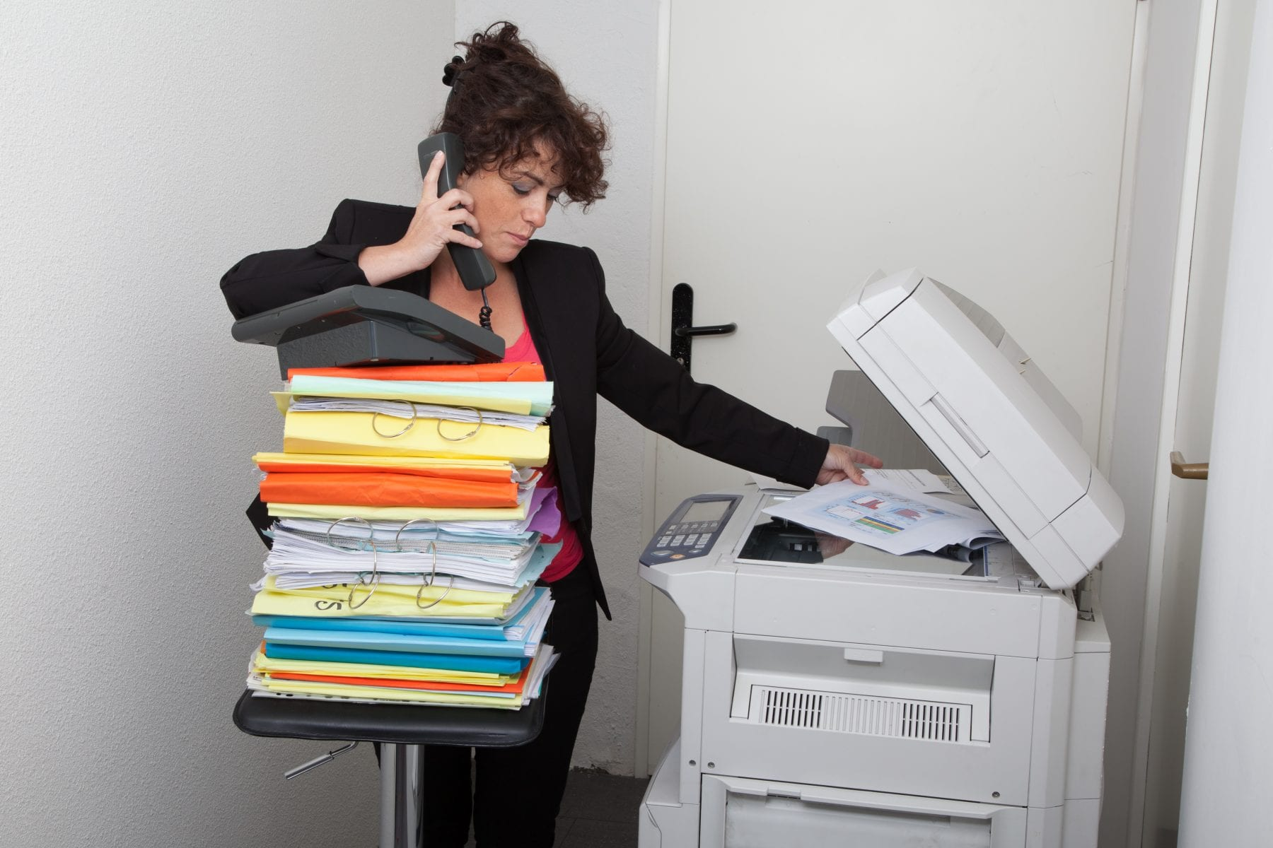 paying top dollar for photocopies e typist