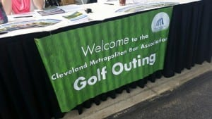 welcome to the Cleveland Metro Bar Association Golf Outing sponsored by E-Typist online transcription service