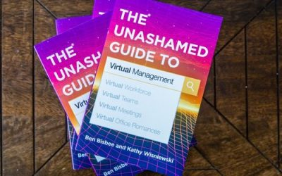 """Five Lessons We Learned from """"The Unashamed Guide to Virtual Management"""""""