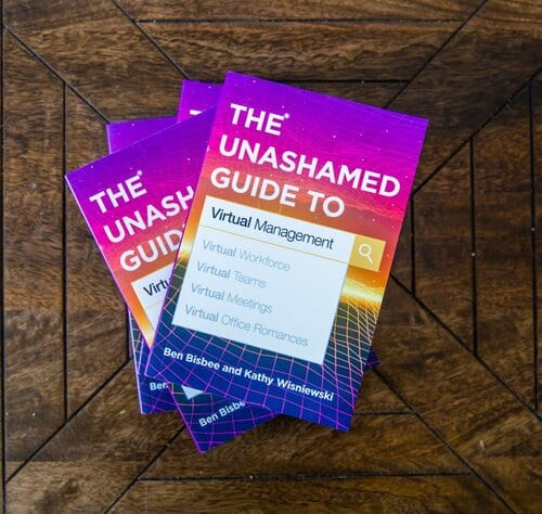 "Five Lessons We Learned from ""The Unashamed Guide to Virtual Management"""